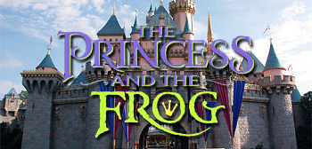 Disneyland - The Princess and the Frog