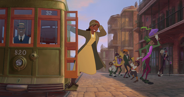The Princess and the Frog Photos