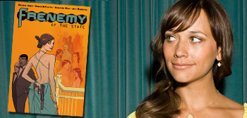 Rashida Jones - Frenemy of the State