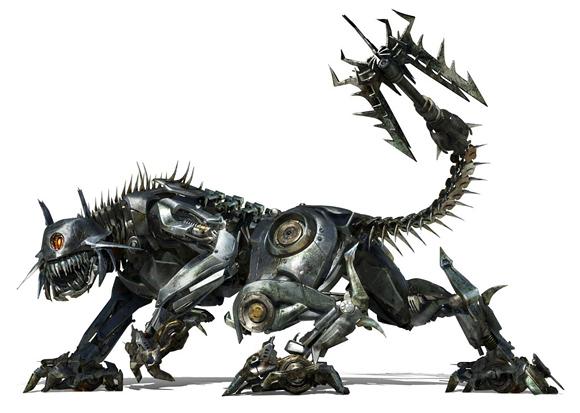 Transformers: Revenge of the Fallen - Ravage