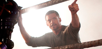 Real Steel First Look