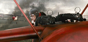 The Red Baron Trailer