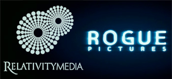 Relativity Media Logo / Rogue Pictures Logo