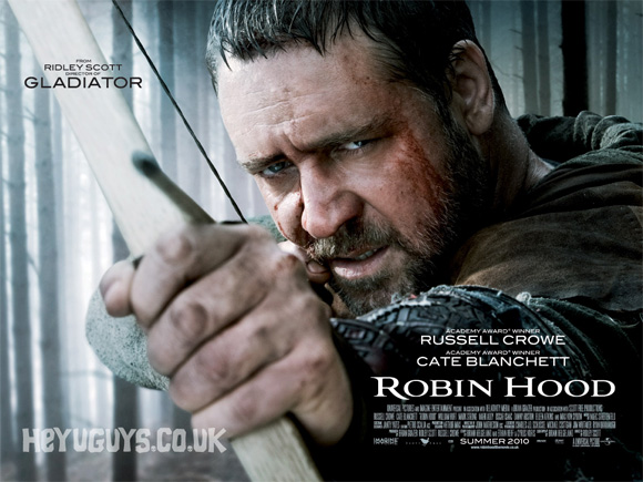 Robin Hood UK Poster