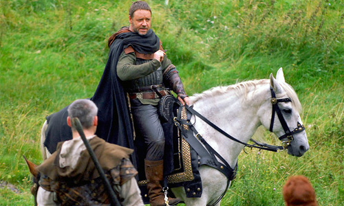 Ridley Scott's Robin Hood Photos