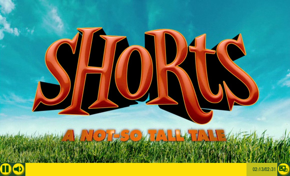 Watch the Shorts Trailer