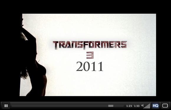 Rosie Huntington-Whiteley Victoria's Secret Video