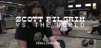 Edgar Wright's Scott Pilgrim vs the World Video Blog #1