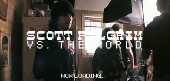 Edgar Wright's Scott Pilgrim vs the World Video Blog #2
