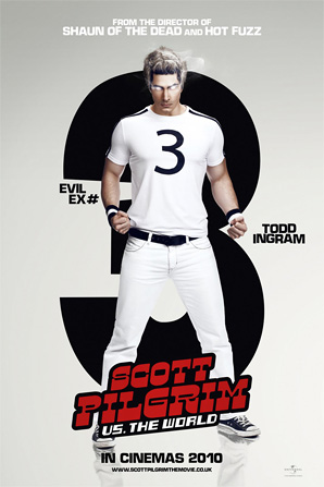 Scott Pilgrim Poster - Todd Ingram