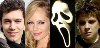 Scream 4 Casting