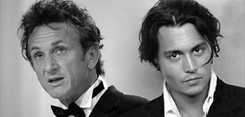 Rumor: Johnny Depp and Sean Penn as Stooges?!