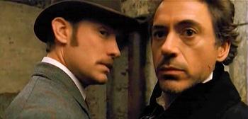 Sherlock Holmes TV Trailer