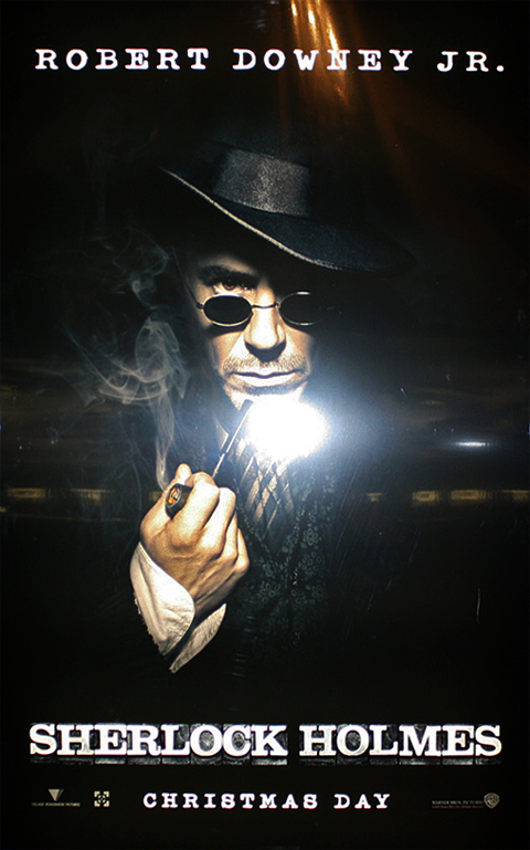 Sherlock Holmes Teaser Poster