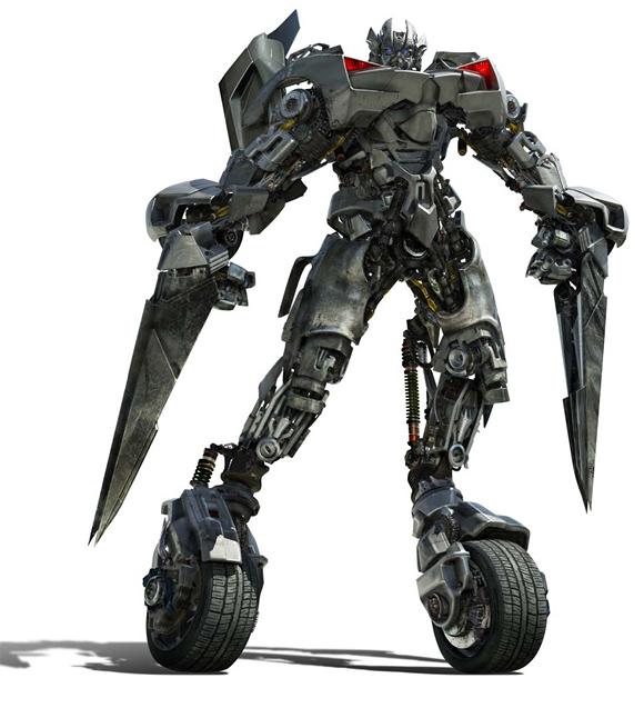 Transformers: Revenge of the Fallen - Sideswipe