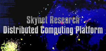 Skynet Research Distributed Computing Platform