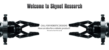 Full Skynet Research Website Launched