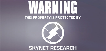 Skynet Security System