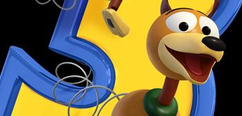 Toy Story 3 - Slinky