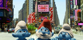 The Smurfs First Look