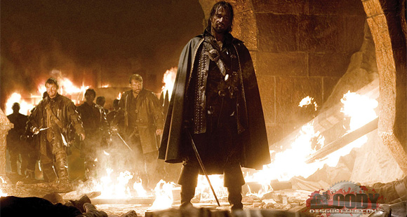 Solomon Kane Photos