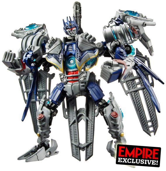 Soundwave Toy from Transformers 2