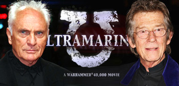 Terence Stamp / John Hurt - Ultramarines