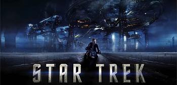 Brand New Star Trek UK Poster