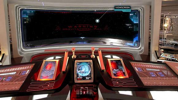USS Enterprise Panorama Photo