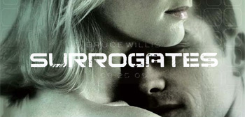 Early Viral Teaser Poster for Surrogates