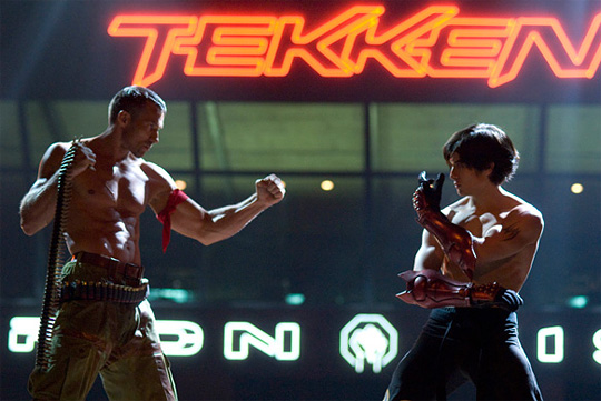 Tekken Photos