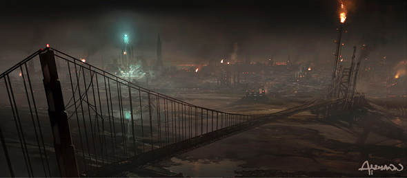 Terminator Salvation Concept Art
