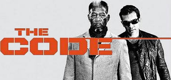 Check This Out: Poster for Morgan Freeman's The Code