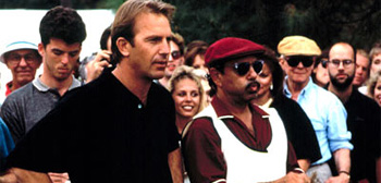 Kevin Costner in Tin Cup