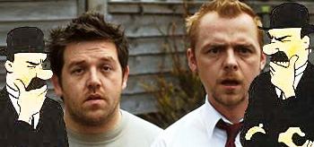 Simon Pegg and Nick Frost Confirmed for Tintin