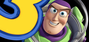 Toy Story 3 - Buzz Lightyear