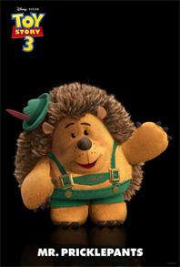 Toy Story 3 - Mr. Pricklepants