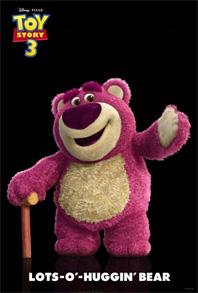 Toy Story 3 - Lots-o-Huggin' Bear