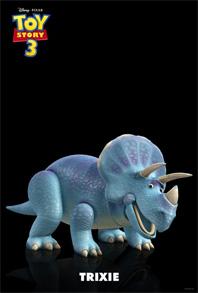 Toy Story 3 - Trixie