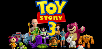 Toy Story 3 New Characters