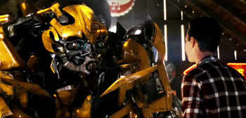 Transformers: Revenge of the Fallen Footage