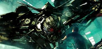 Transformers: Revenge of the Fallen Super Bowl Trailer