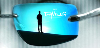 The Traveler Book Cover