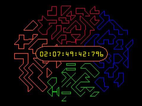 Tron Viral Countdown