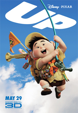 Up Poster - Russell