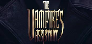 Vampire's Assistant Teaser Poster