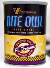 Nite Owl Dark Roast Coffee