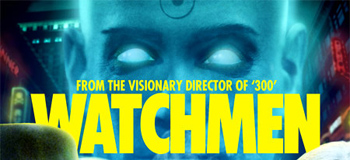 Another Awesome Watchmen Poster