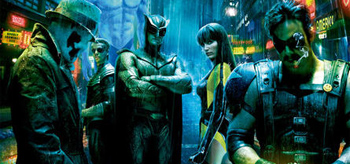 One Final Watchmen Poster Hits the Web!