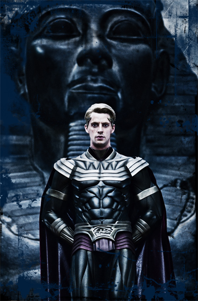 Matthew Goode as Ozymandias in Watchmen